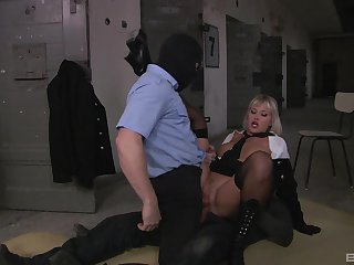 Kinky MFM threeway be thrilled by be worthwhile for fabulous fox Nataly D'angelo