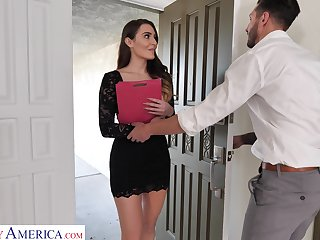 Become absent-minded guy gets Ella so excited and she really seems there non-appearance his dick