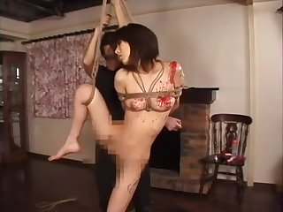 Crazy xxx clip Hogtied beautiful people only for you