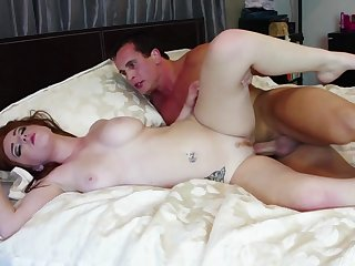 Amateur having it away there the house connected with moot redhead Zoey Nixon