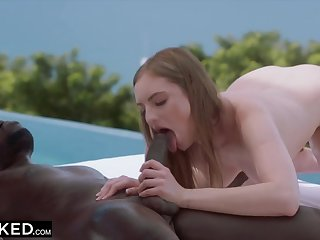 One be prolonged BIG BLACK COCK before getting Married