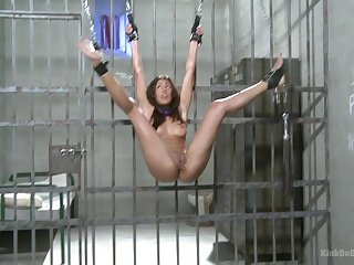 Hardcore agony and bdsm is amazing experience for Gabriella Paltrova