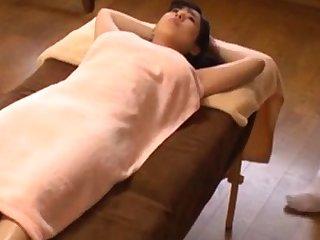 Japanese suborn massage orgasm big boobs