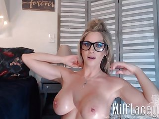 Be nearly contact Milf Lacey nearly a Submit to Adult Video