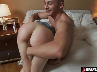 Rough fucking in all holes of adorable light-complexioned slut Helena Keynes