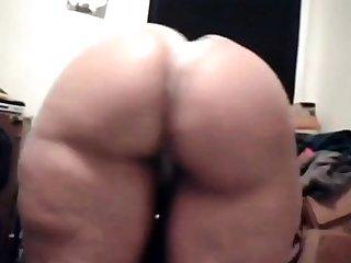 being ass on cam
