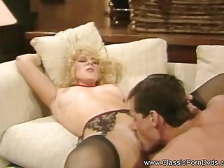 Blonde bitch flashes say no to hairy pussy increased by gets rolling in money licked increased by fucked
