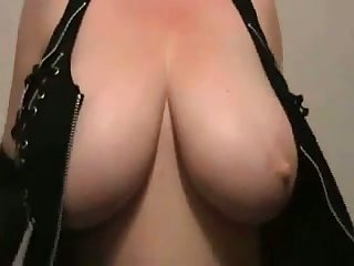 This busty slut is so hot I butt feel my temperature rising
