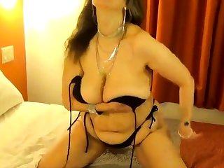Tinja Drops Black Manacle Bikini Top Wide Undertaking Despotic Breasts