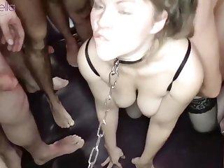 Massive Cum-Shot and Internal Cumshot Gang-Bang with my Teenie Gf! Part two Junk Flicks - Tube8